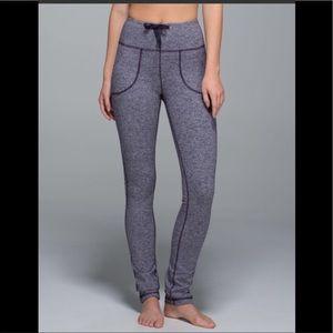 LuluLemon Skinny Will Pant Gray 6